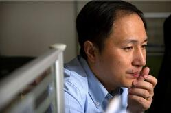 CONCERNS RISE FOLLOWING CRISPR REVELATION FROM CHINA
